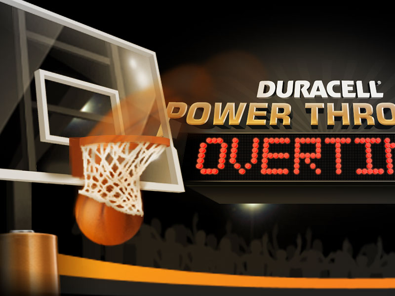 Duracell - March Madness
